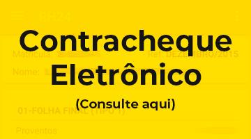 Botão 3 – Contracheque eletrônico